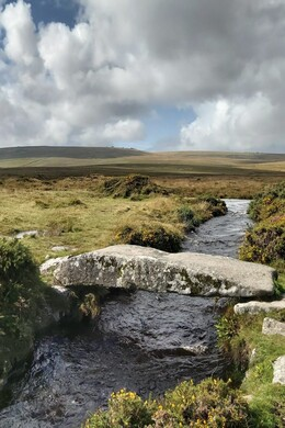Bild: Wanderurlaub im magischen Dartmoor